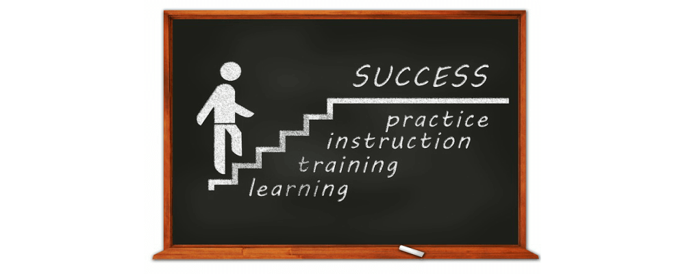 Success: Learning, Training, Instruction, Practice